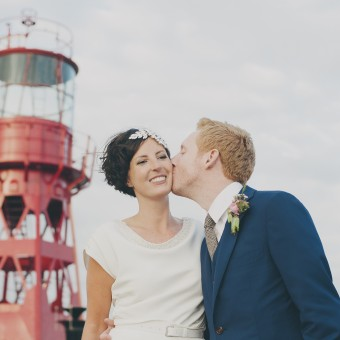Trinity Buoy Wharf | Jodie & James